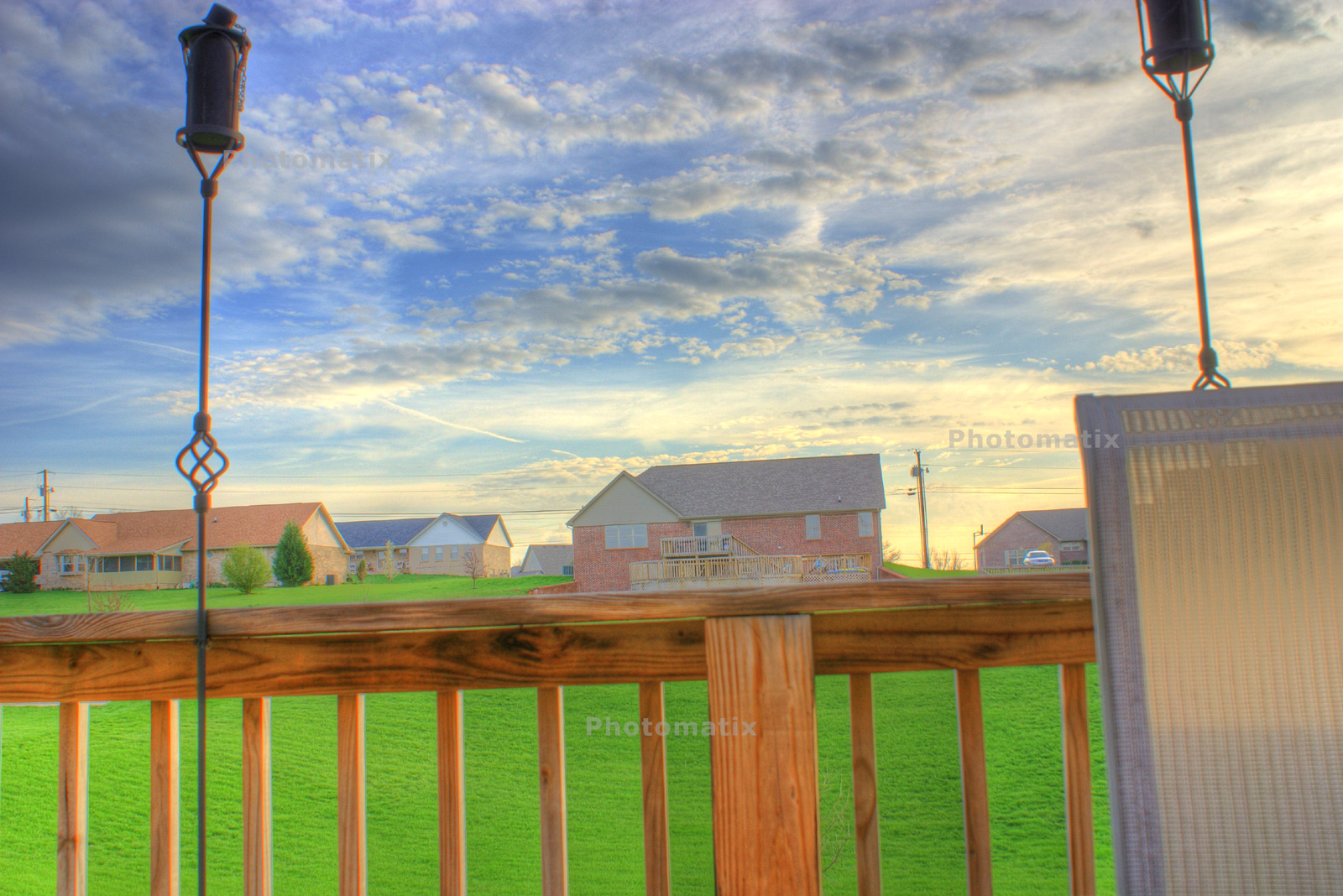 My First HDR shot.